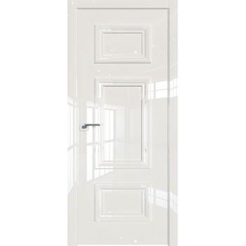 Дверь Профиль дорс 86LK Магнолия люкс - глухая (Товар № ZF210125)