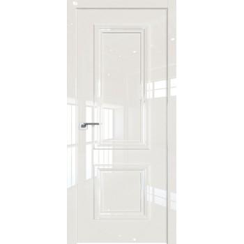 Дверь Профиль дорс 82LK Магнолия люкс - глухая (Товар № ZF210136)