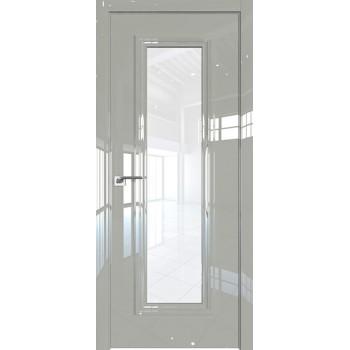 Дверь Профиль дорс 81LK Галька люкс - со стеклом (Товар № ZF210105)