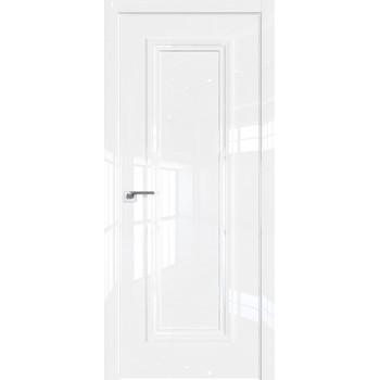 Дверь Профиль дорс 80LK Белый люкс - глухая (Товар № ZF209936)