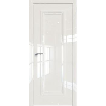 Дверь Профиль дорс 80LK Магнолия люкс - глухая (Товар № ZF209962)