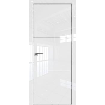 Дверь Профиль дорс 44VG Белый глянец (Товар № ZF210573)