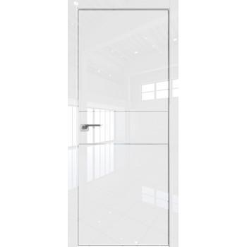 Дверь Профиль дорс 41VG Белый глянец (Товар № ZF210582)