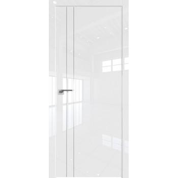 Дверь Профиль дорс 42VG Белый глянец (Товар № ZF210606)