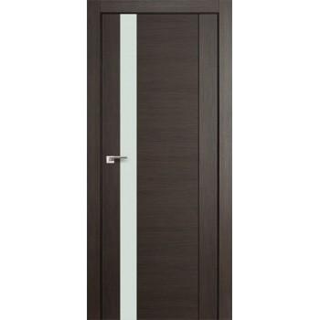 Дверь Профиль дорс 62Х Грей мелинга - со стеклом (Товар № ZF210787)