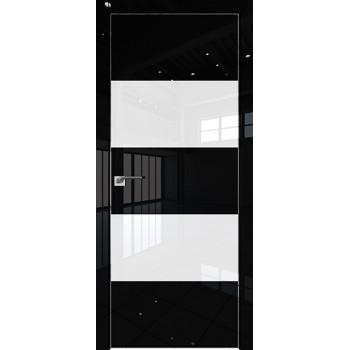 Дверь Профиль дорс 10VG Черный глянец (Товар № ZF210563)