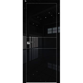 Дверь Профиль дорс 41VG Черный глянец (Товар № ZF210584)