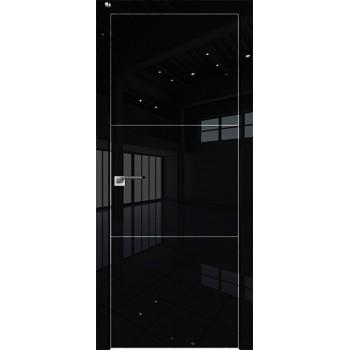 Дверь Профиль дорс 44VG Черный глянец (Товар № ZF210588)