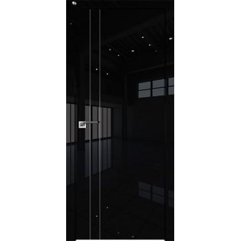 Дверь Профиль дорс 42VG Черный глянец (Товар № ZF210608)