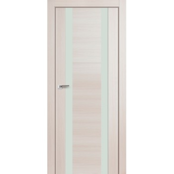 Дверь Профиль дорс 63Х Эш вайт мелинга - со стеклом (Товар № ZF210766)