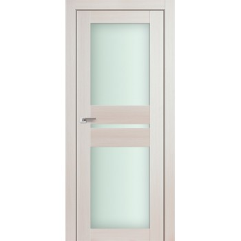 Дверь Профиль дорс 70Х Эш вайт мелингам - со стеклом (Товар № ZF210781)