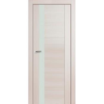 Дверь Профиль дорс 62Х Эш вайт мелинга - со стеклом (Товар № ZF210790)