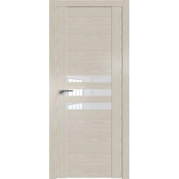 Дверь Профиль дорс 74N Дуб скай белёный - со стеклом (Товар № ZF210541)