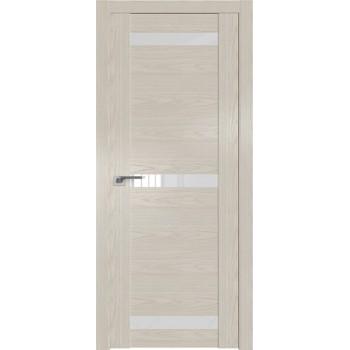 Дверь Профиль дорс 75N Дуб скай белёный - со стеклом (Товар № ZF210566)