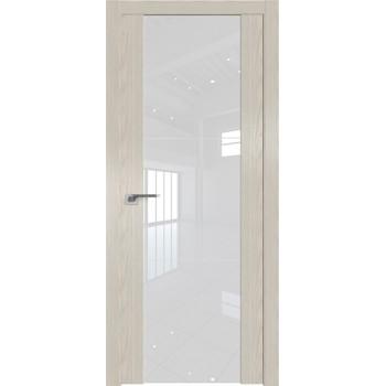Дверь Профиль дорс 22N Дуб скай белёный - со стеклом (Товар № ZF210544)