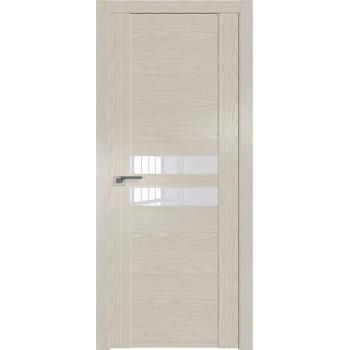 Дверь Профиль дорс 2.03N Дуб скай белёный - со стеклом (Товар № ZF210551)