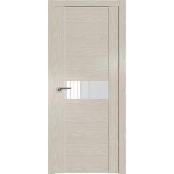 Дверь Профиль дорс 2.05N Дуб скай белёный - со стеклом (Товар № ZF210555)