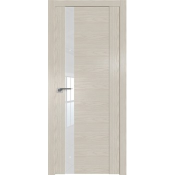 Дверь Профиль дорс 62N Дуб скай белёный - со стеклом (Товар № ZF210594)