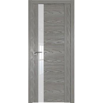 Дверь Профиль дорс 62N Дуб скай деним - со стеклом (Товар № ZF210692)