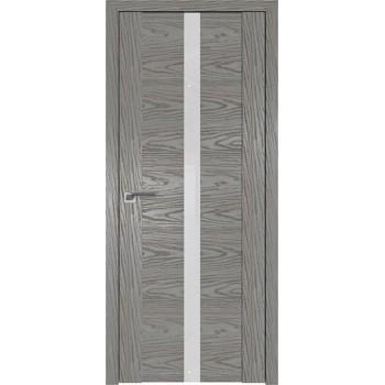 Дверь Профиль дорс 2.04N Дуб скай деним - со стеклом (Товар № ZF210696)