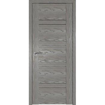 Дверь Профиль дорс 2.80N Дуб скай деним - со стеклом (Товар № ZF210697)