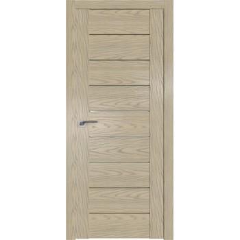 Дверь Профиль дорс 98N Дуб скай крем - со стеклом (Товар № ZF210546)