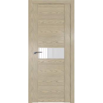Дверь Профиль дорс 2.05N Дуб скай крем - со стеклом (Товар № ZF210632)