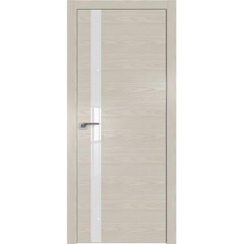 Дверь Профиль дорс 6NK Дуб скай беленый - со стеклом (Товар № ZF210599)