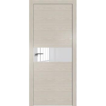 Дверь Профиль дорс 4NK Дуб скай беленый - со стеклом (Товар № ZF210756)