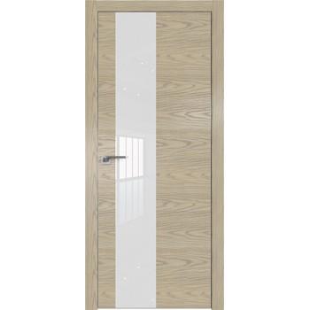 Дверь Профиль дорс 5NK Дуб скай крем - со стеклом (Товар № ZF210598)
