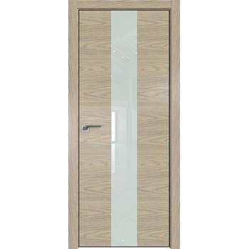 Дверь Профиль дорс 25NK Дуб скай крем - со стеклом (Товар № ZF210624)