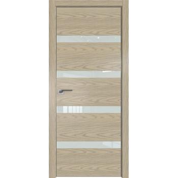 Дверь Профиль дорс 26NK Дуб скай крем - со стеклом (Товар № ZF210630)