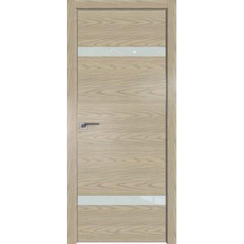 Дверь Профиль дорс 3NK Дуб скай крем - со стеклом (Товар № ZF210641)