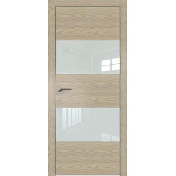 Дверь Профиль дорс 10NK Дуб скай крем - со стеклом (Товар № ZF210646)