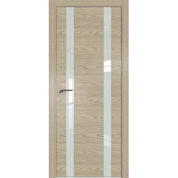 Дверь Профиль дорс 9NK Дуб скай крем - со стеклом (Товар № ZF210648)