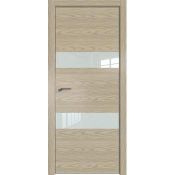 Дверь Профиль дорс 34NK Дуб скай крем - со стеклом (Товар № ZF210649)