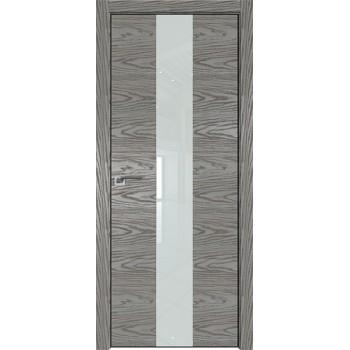 Дверь Профиль дорс 25NK Дуб скай деним - со стеклом (Товар № ZF210622)