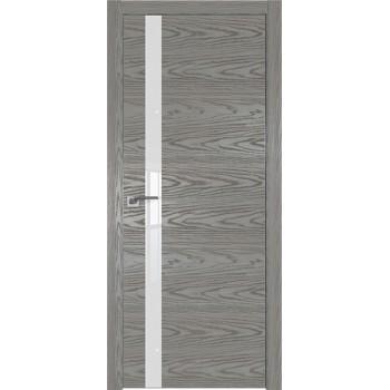 Дверь Профиль дорс 6NK Дуб скай деним - со стеклом (Товар № ZF210625)