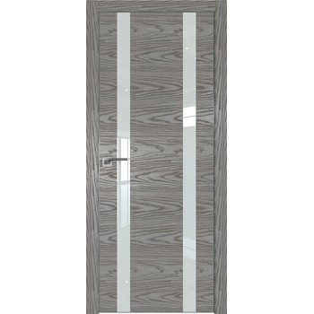 Дверь Профиль дорс 9NK Дуб скай деним - со стеклом (Товар № ZF210678)