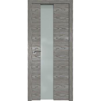 Дверь Профиль дорс 22NK Дуб скай деним - со стеклом (Товар № ZF210679)