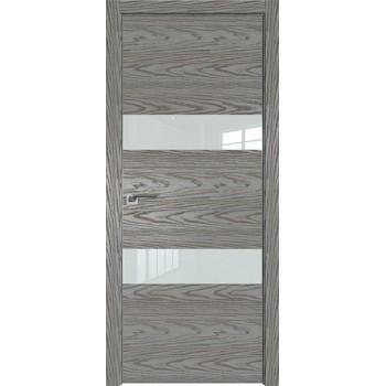 Дверь Профиль дорс 34NK Дуб скай деним - со стеклом (Товар № ZF210680)