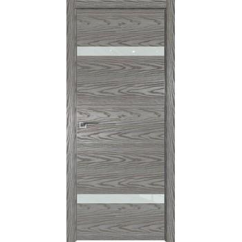 Дверь Профиль дорс 3NK Дуб скай деним - со стеклом (Товар № ZF210673)