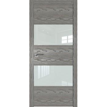 Дверь Профиль дорс 10NK Дуб скай деним - со стеклом (Товар № ZF210674)