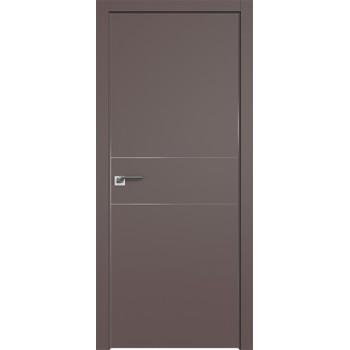 Дверь Профиль дорс 41SMK Какао матовый (Товар № ZF210662)