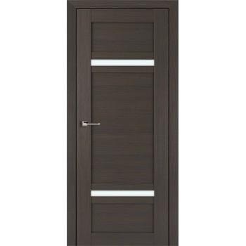 Дверь Профиль дорс 2.45Х Грей мелинга - со стеклом (Товар № ZF208800)