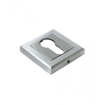 Ключевая накладка Morelli MH-KH-S SC/CP Матовый хром (Товар № ZF212843)