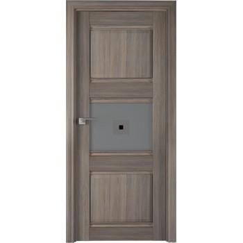 Дверь Профиль дорс 5Х Орех пекан - со стеклом (Товар № ZF208938)