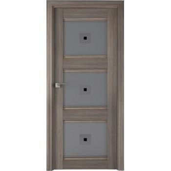Дверь Профиль дорс 4Х Орех пекан - со стеклом (Товар № ZF208953)