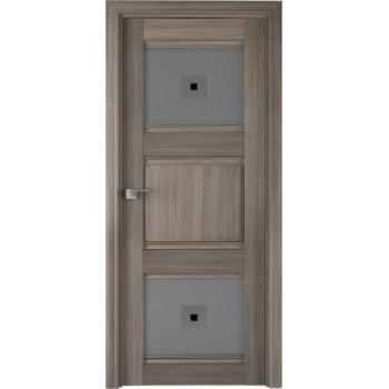 6Х Орех пекан - дверь Профиль дорс со стеклом (Товар № ZF208962)
