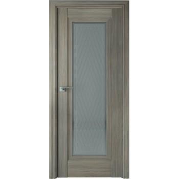 Дверь Профиль дорс 85Х Орех пекан - со стеклом (Товар № ZF209037)
